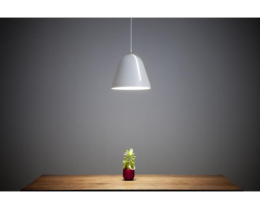 Nyta - Tilt S hanglamp - oudroze - 3 m - zwart - 21