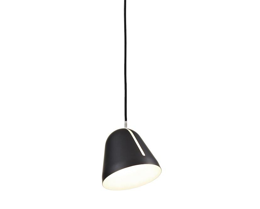 Nyta - Tilt S Hängeleuchte - schwarz - Kabel schwarz 3m - 10