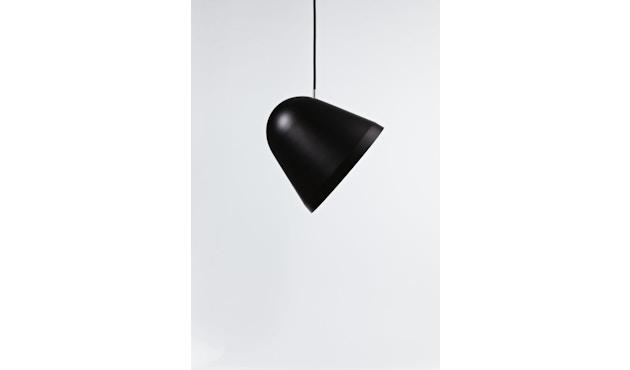 Nyta - Tilt S Hängeleuchte - schwarz - Kabel schwarz 3m - 15