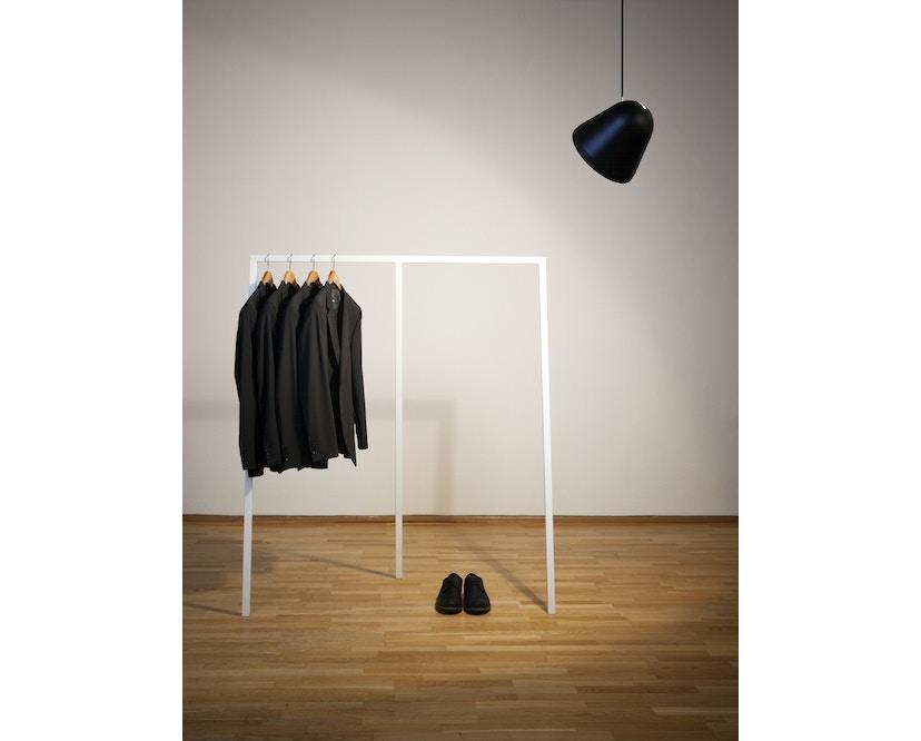 Nyta - Tilt S Hängeleuchte - schwarz - Kabel schwarz 3m - 20