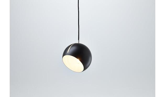 Nyta - Suspension Tilt Globe - 3 m - noir - noir - 4