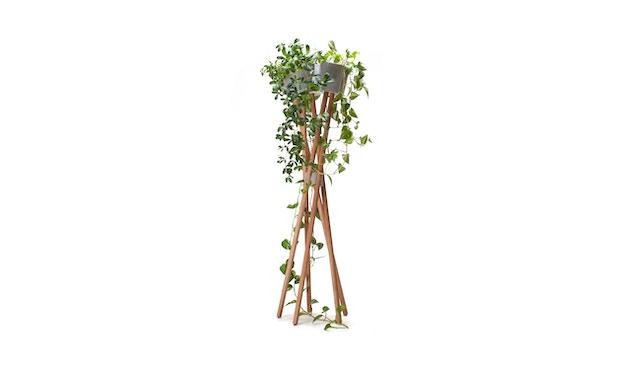 Urbanature - Hochgarten Pflanzenständer - grau - 3