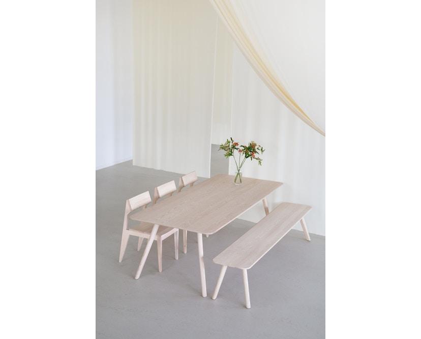 Objekte unserer Tage - Tisch MEYER Medium Esche geölt - 6