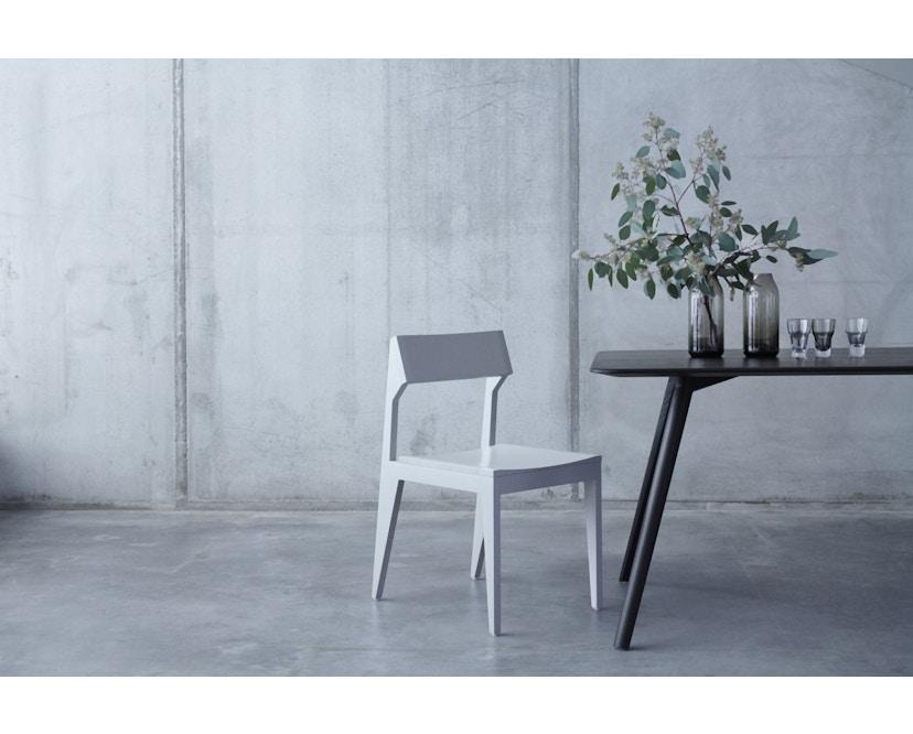 Objekte unserer Tage - Tisch MEYER Medium Esche geölt - 5