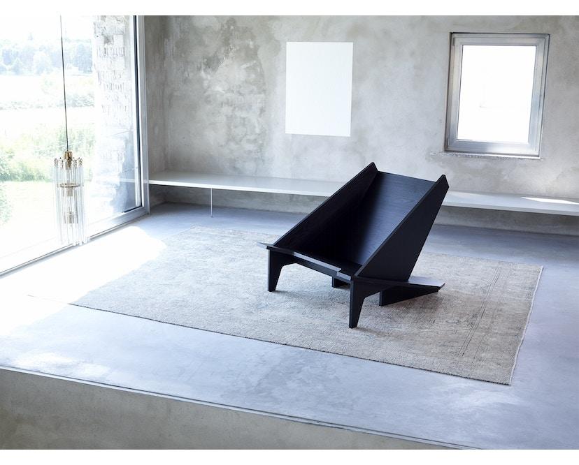 Objekte unserer Tage - TAKAHASHI Loungesessel Schwarz - 2