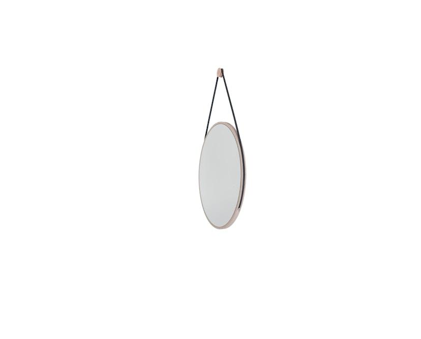 Objekte unserer Tage - Spiegel SCHNEIDER Medium Schwarz - Esche geölt - 0