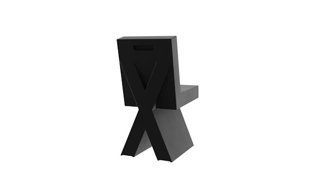 X-Chair - schwarz