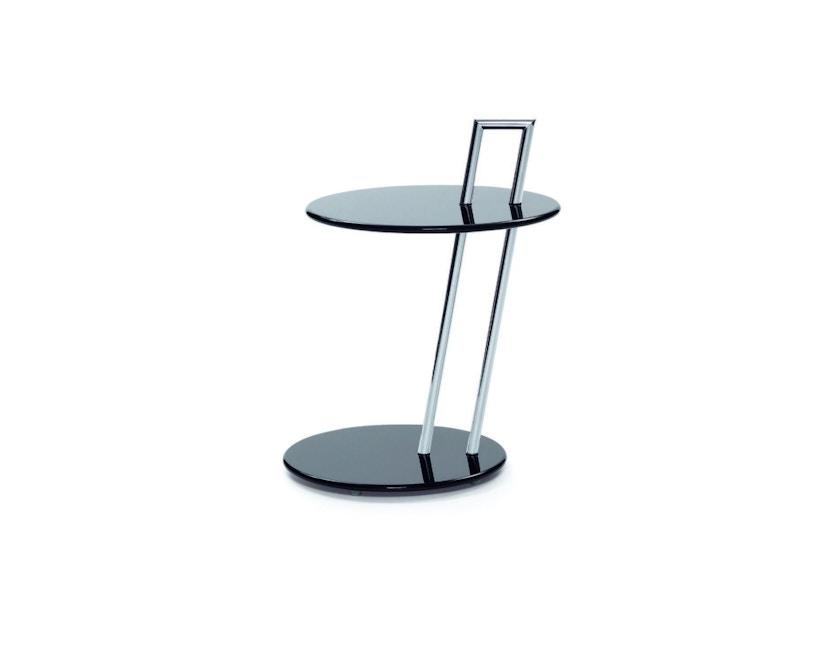 Classicon - Occasional Table - schwarz hochglanz - rund - 1