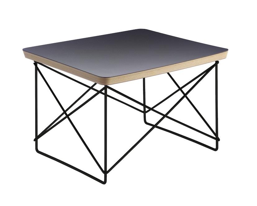 Vitra - Occasional Table LTR - schwarz - Gestell schwarz - 3