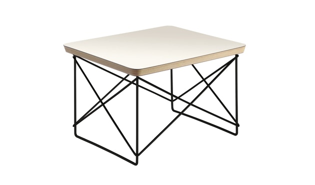 Vitra - Occasional Table LTR - zwart - wit - 3
