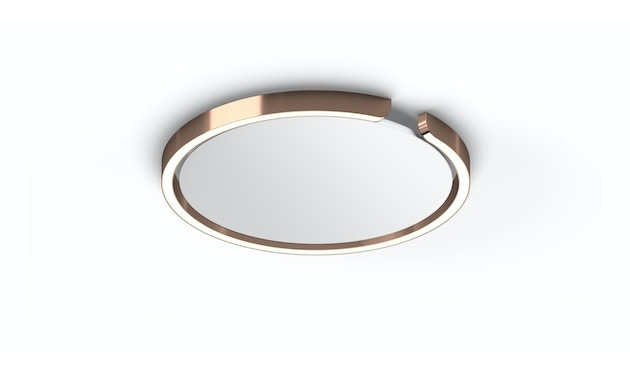 Occhio - Mito Soffitto 40 up Plafondlamp - wide (table) - goud mat - zonder Occhio Air - 1