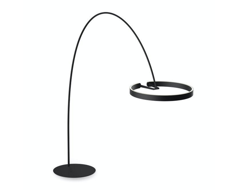 Occhio - Mito Largo Vloerlamp - zwart mat - 1