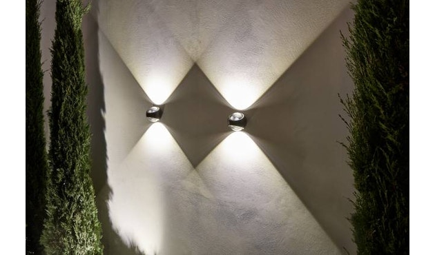 Sito verticale VOLT C80 Wand-Outdoorleuchte