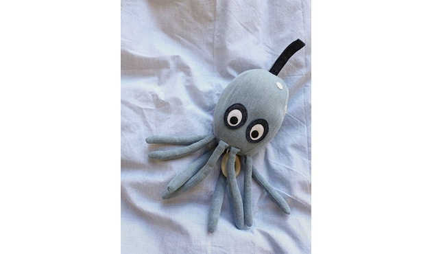 ferm LIVING - Octopus Spieluhr - 2