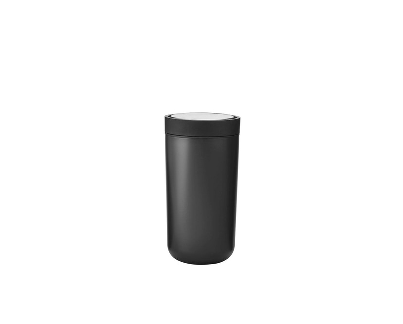Stelton - To Go Click Thermosbeker - zwart metallic - 0,2l - 1