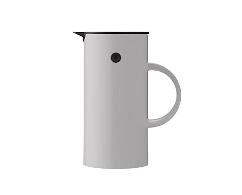 Stelton - EM77 Isolierkanne 0,5 l - light grey - 1
