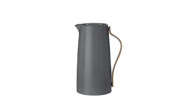 Stelton - Emma Isolierkanne - Kaffee 1,2 l - grey - 1