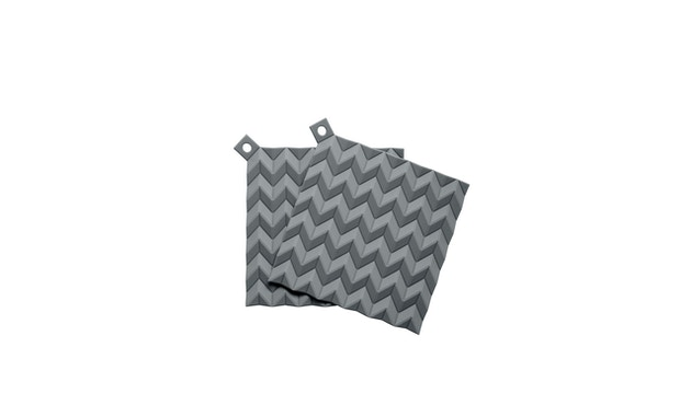 Rig-Tig - HOLD-ON Topflappen, 2 Stck. - grey - 4