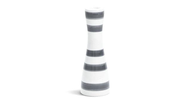 Kähler Design - Omaggio Kerzenhalter - H160 mm - granitgrau - 1