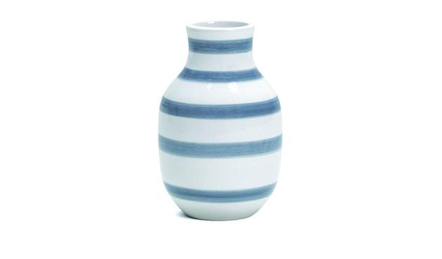 Kähler Design - Omaggio Keramikvase - H125 - hellblau - 1