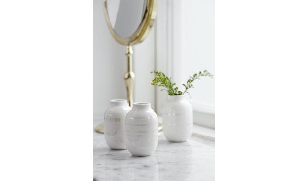 Kähler Design - Omaggio Keramikvase - H125 - granitgrau - 10