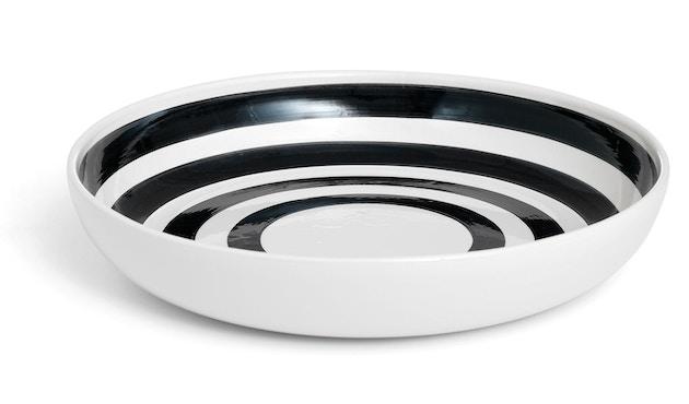 Kähler Design - Omaggio Servierplatte - schwarz - 1