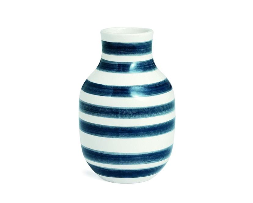 Kähler Design - Omaggio Keramikvase - H125 - granitgrau - 2