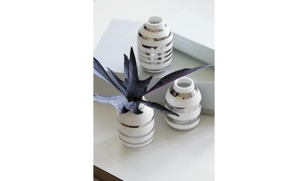 Kähler Design - Omaggio Vaas-Miniatuur Set van 3 - 4