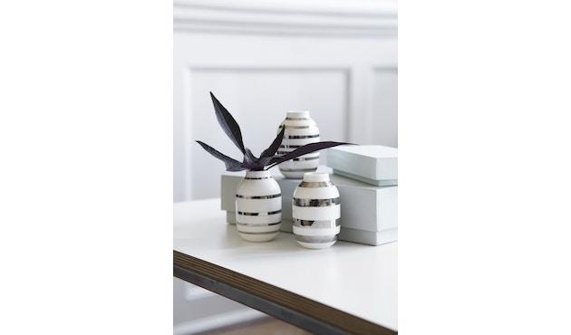 Kähler Design - Omaggio Vaas-Miniatuur Set van 3 - 5