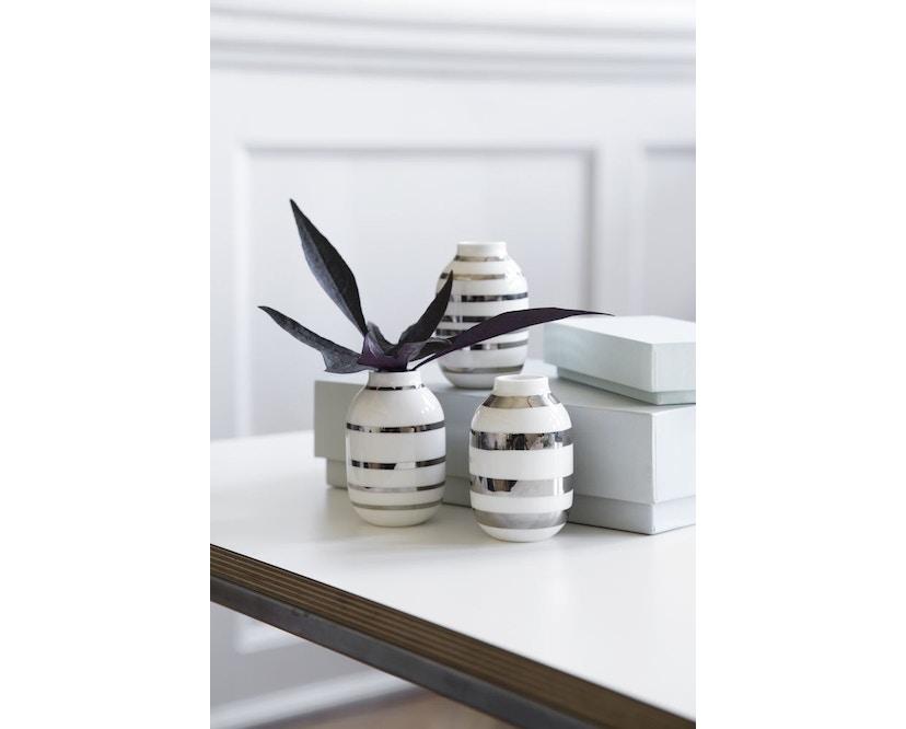 Kähler Design - Omaggio Vase-Miniatur 3er Set - 5