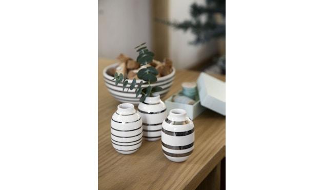 Kähler Design - Omaggio Vaas-Miniatuur Set van 3 - 6