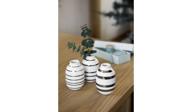 Kähler Design - Omaggio Vase-Miniatur 3er Set - 7