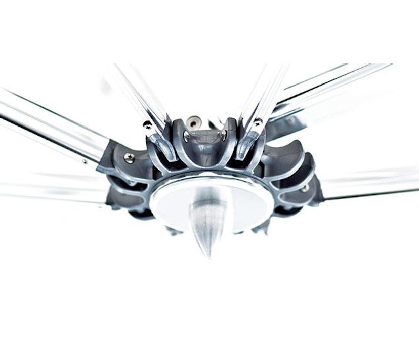 Tuuci - Ocean master MAX single cantilever Sonnenschirm - natural - 3,0 m quadratisch - 11