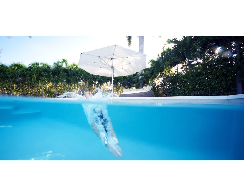 Tuuci - Ocean master MAX Klassik parasol - natuurwit - 4