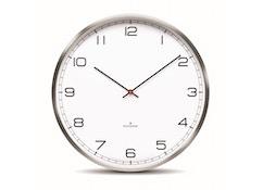 Huygens - Horloge murale One - chiffres arabes - 4