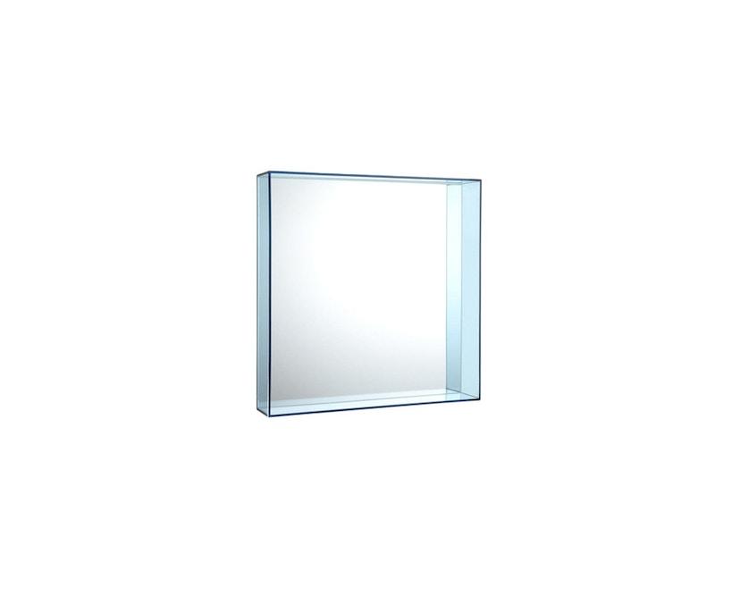 Kartell - Only Me Wandspiegel - 50x50 - blau - 1