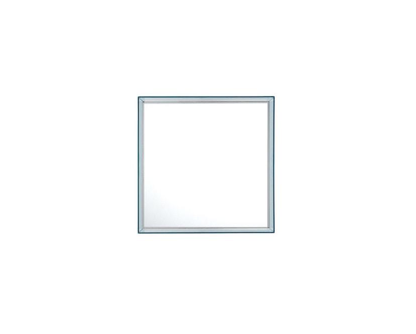 Kartell - Only Me Wandspiegel - 50x50 - blau - 2