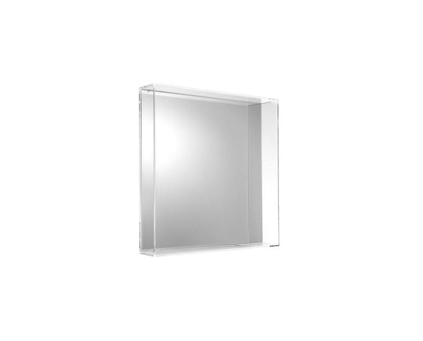 Kartell - Only Me Wandspiegel - 50x50 - transparent - 1