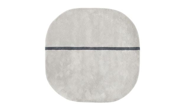 Normann Copenhagen - Oona Teppich 2 - grau - 3