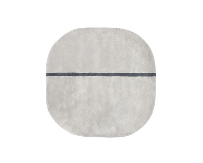 Normann Copenhagen - Oona tapijt 2 - grijs - 3