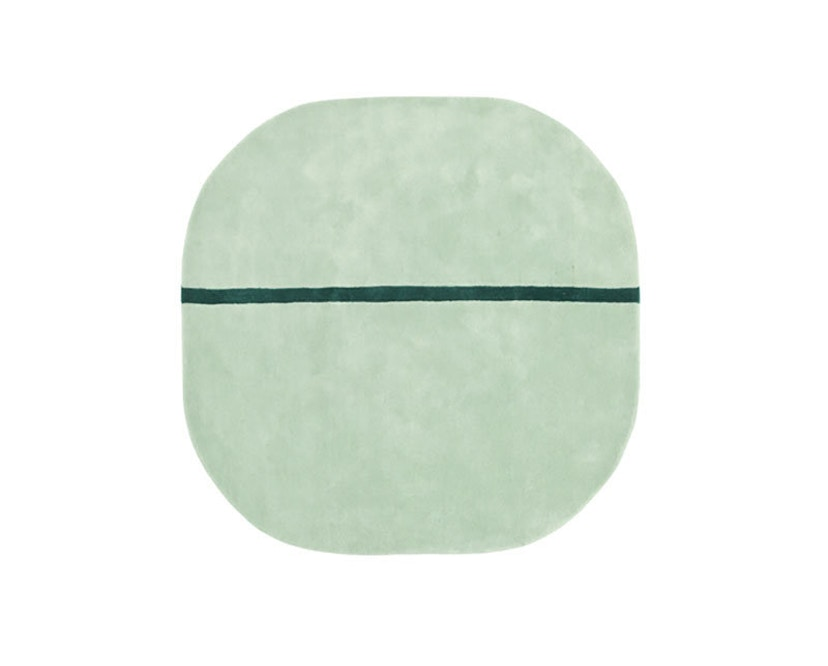 Normann Copenhagen - Oona Teppich 2 - mint - 3