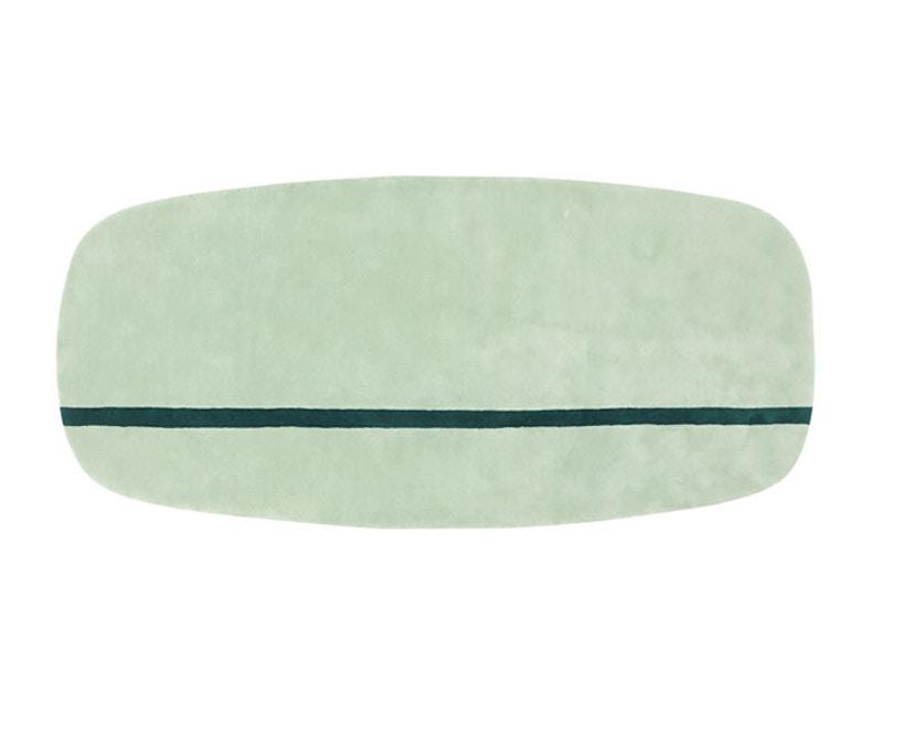 Normann Copenhagen - Oona tapijt 1 - mint - 2
