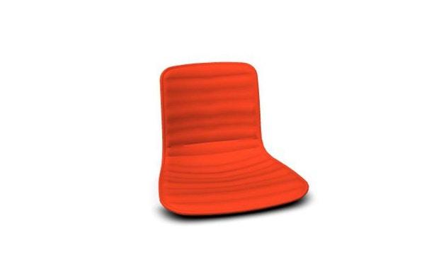 Vitra - HAL Ply Sitzüberzug - orange - 1