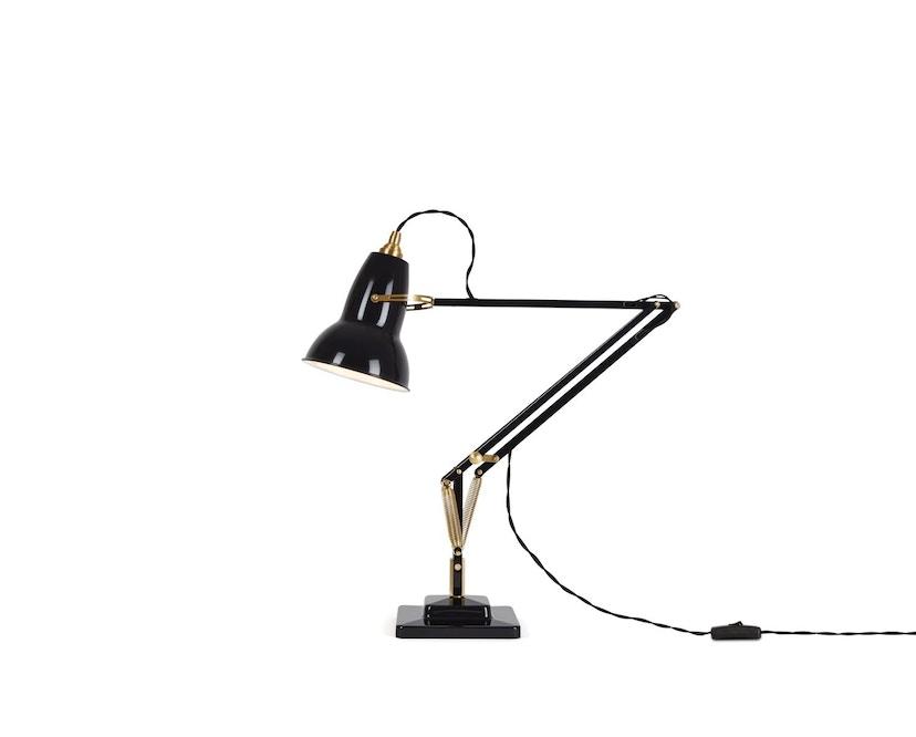 Anglepoise - Original 1227™ Brass Schreibtischleuchte - jet schwarz - LED - 1