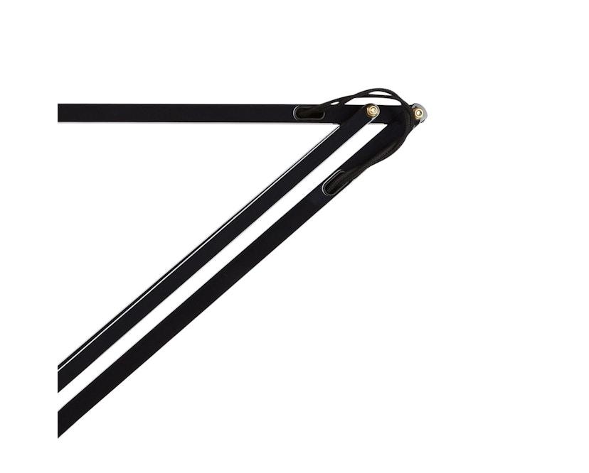 Anglepoise - Original 1227™ Brass Schreibtischleuchte - jet schwarz - LED - 6