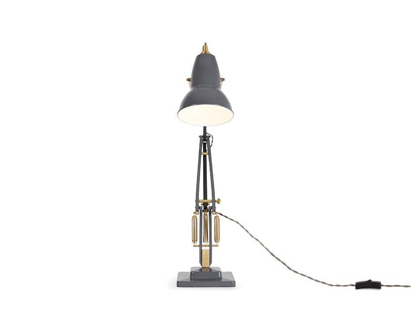 Anglepoise - Original 1227™ Brass bureaulamp - met tafelvoet - Ked - olifantengrijs - 7
