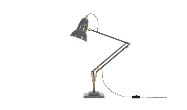 Anglepoise - Original 1227™ Brass bureaulamp - met tafelvoet - Ked - olifantengrijs - 8