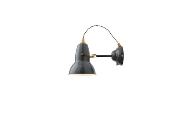 Anglepoise - Original 1227™ Brass wandlamp - olifantengrijs - 1