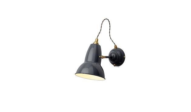 Anglepoise - Original 1227™ Brass wandlamp - olifantengrijs - 2