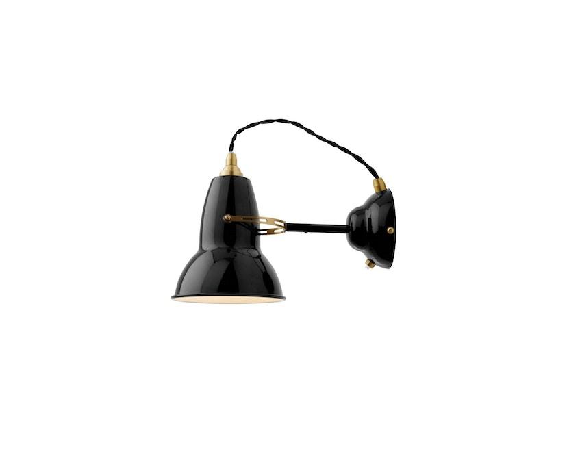 Anglepoise - Original 1227™ Brass Wandleuchte - jet schwarz - 1